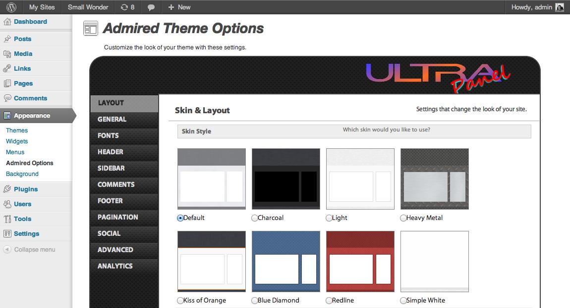 Plugins categorized as theme options   WordPress.org